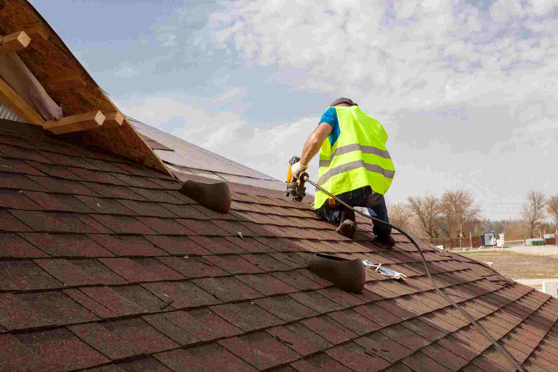 Roofing, Chimney & Gutters